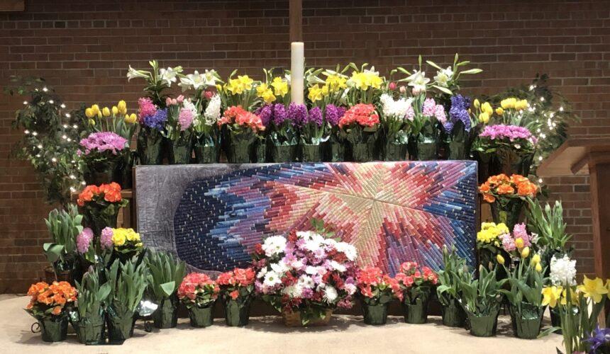 Worship Celebration, Easter Sunday, April 12, 2020
