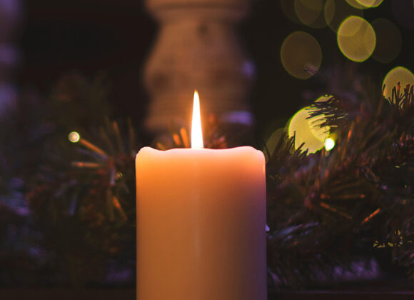 Christmas Eve Candle Lighting, December 24, 2020